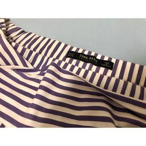 Zara Tops - Zara Off-Shoulder Crop Top